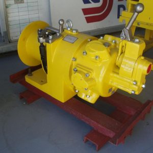 1 Tonne Air Winch For Hire - I and M Solutions