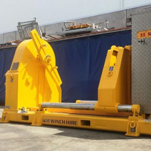 10 Tonne Air Spooler For Hire - I and M Solutions