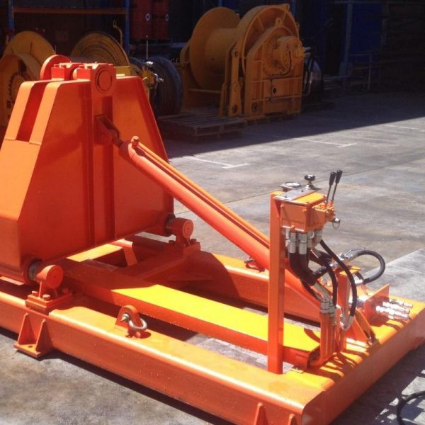 10 Tonne Hydraulic Spooler For Hire - I and M Solutions