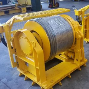 10 Tonne Mooring Winch For Hire - I and M Solutions (1)