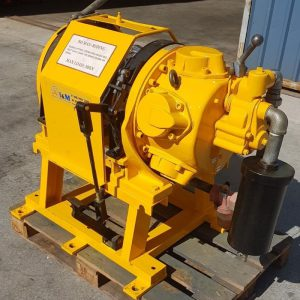 5 Tonne Air Winch For Hire - I and M Solutions