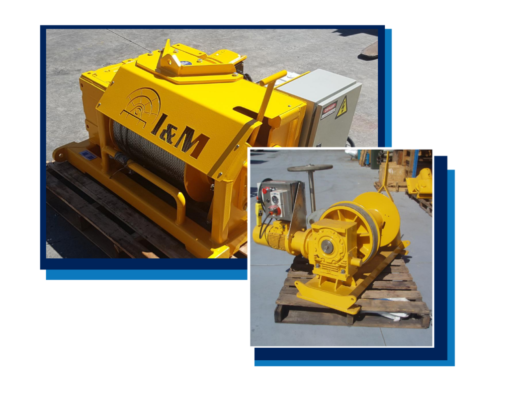 Electric Winches - I and M Solutions