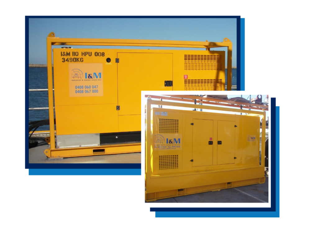 Hydraulic Power Packs - I and M Solutions