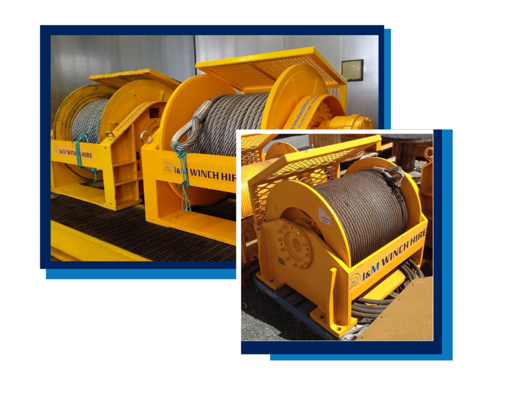 Hydraulic Winches - I and M Solutions