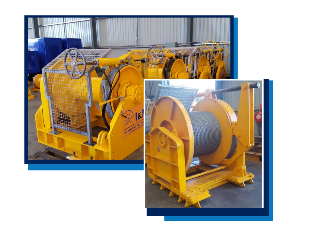 Mooring Winches - I and M Solutions