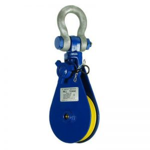 Snatch Blocks - Rigging Equipment - I and M Solutions