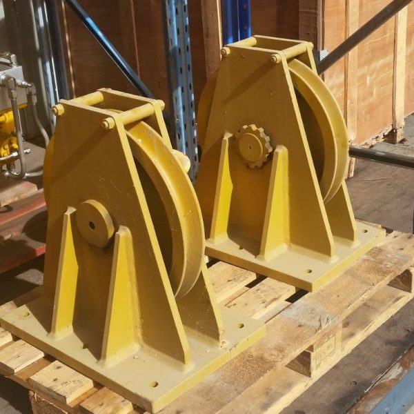 Vertical Sheaves - Rigging Equipment - I and M Solutions